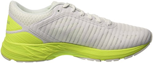 Yellow Zapatillas aruba white Blue 0107 2 Dynaflyte Mujer Blanco Asics De Entrenamiento Para safety waSnEvq