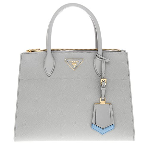 Prada-Saffiano-Greca-Medium-Double-Zip-Galleria-Tote-Bag-Grey
