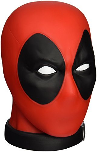 (Monogram Marvel Heroes: Deadpool Head Bank Statue)