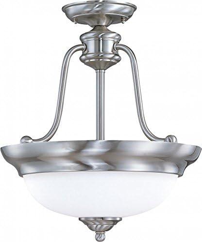 Nuvo Lighting 60 1807 Three Light Semi-Flush