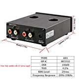 FX AUDIO Home Audio GE5654 Tube Preamp—Upgrade