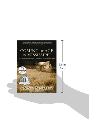 Coming of Age in Mississippi by Tantor Audio (Image #1)