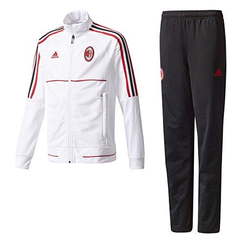 Bambino Tuta nero Bianco rojvic Pes Adidas Milan Ac Y bianco wP71UqqxXH
