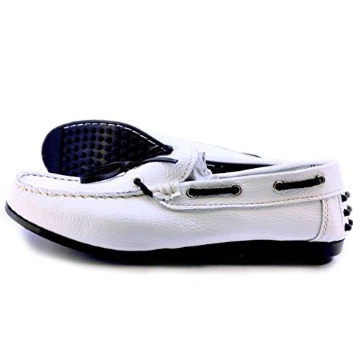Offerta vera Slip barca Uomo Eleganti Estivi Lussone Loafers On Penny scarpe Limitata in Mocassini casual mocassins classic pelle SFHqxAaA