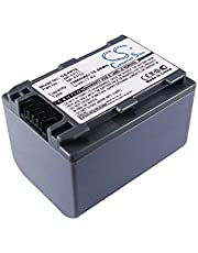 vintrons Replacement Battery for Sony NP-FP60,NP-FP70,NP-FP71
