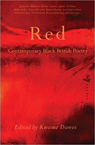 Red: Contemporary Black British Poetry (Inscribe)
