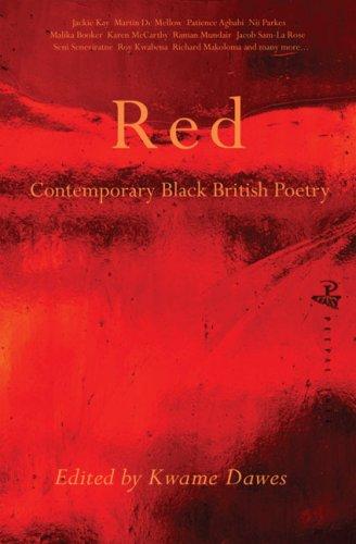 Red: Contemporary Black British Poetry (Inscribe) pdf