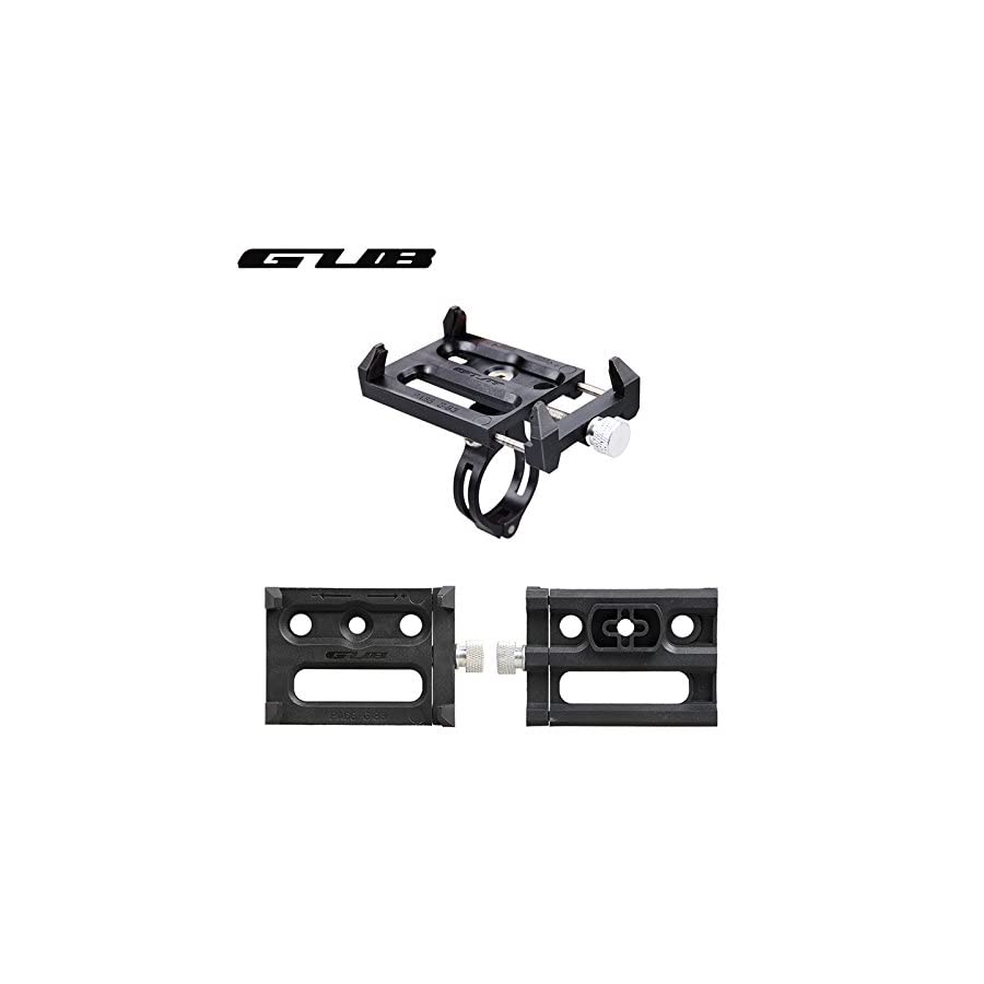 2Sets G 83 Bike Bicycle Motorcycle Scooter Handlebar Mount Holder Phone Holder For 3.5 to 6.2 inch phone MP4 GPS 31.8 25.4 22.2mm handlebar