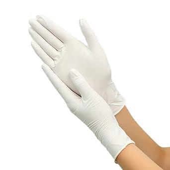 Lot de 100 gants en latex JP Taille L