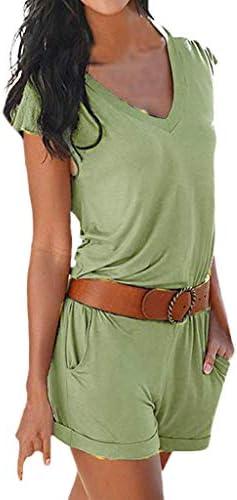 Jumpsuit Shorts Sleeveless Bodysuit Playsuits product image