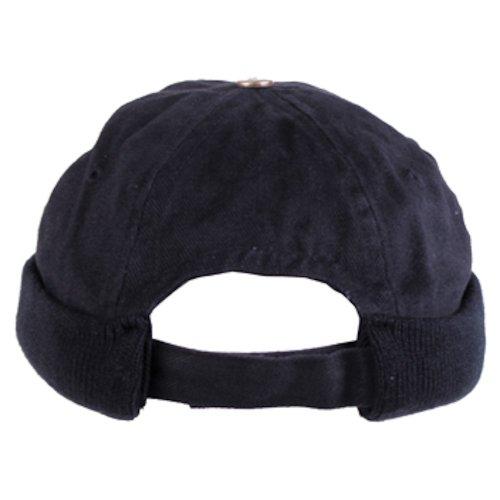 placa Negro sin negro gorra Velcro axHZH7