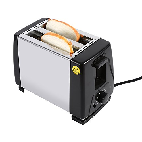 b39606153 Best 180mm 2-Slice Toaster Stainless Steel Bread Toaster 220V Electrical  Bread Machine