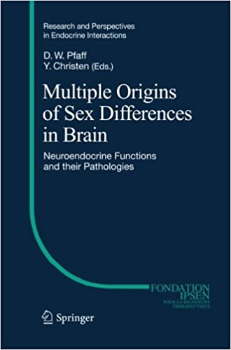 Multiple Origins of Sex Differences in Brain: Neuroendocrine Functions and their Pathologies (Research and Perspectives in Endocrine Interactions)