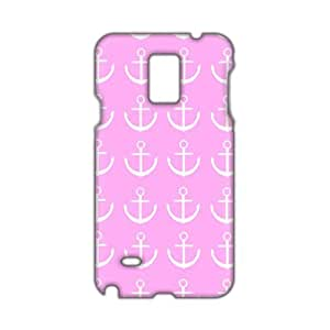 Evil-Store Pink simple pattern 3D Phone Case for Samsung Galaxy Note4