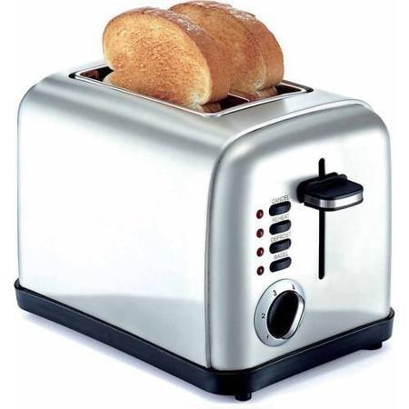 Bella BLA14307 2-Slice Toaster, Polished Stainless Steel
