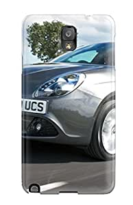 Snap-on Alfa Romeo Giulia 2 Case Cover Skin Compatible With Galaxy Note 3