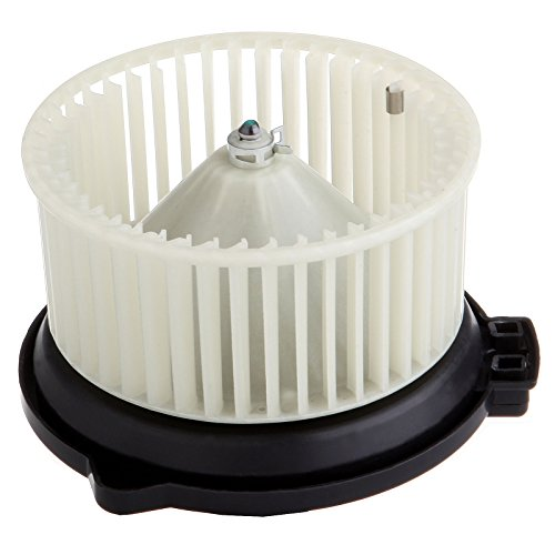 SCITOO HVAC plastic Heater Blower Motor w/Fan Cage fit 2000-2006 Honda Insight 1994-2001 Acura Integra 1992-2000 Honda Civic 1997-1999 Acura CL 1994-1997 Honda Accord 1993-1997 Honda Civic del Sol
