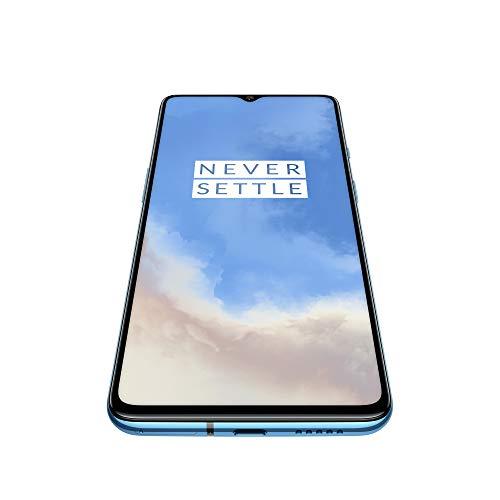 OnePlus 7T Glacier Blue (8GB RAM+256GB Storage) Discounts Junction