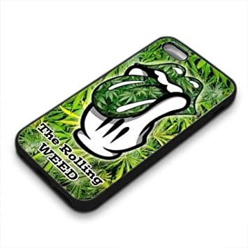 coque weed iphone 5