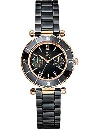 RELOJ GC DIVER CHIC C.NEG. Women's watches I42004L2S