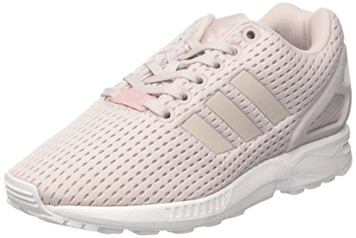 Adidas Zx Flux Vrouwen Sneakers Paars Wit-crème
