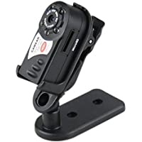 Howley Q7 Sport DV Camera WIFI P2P Remote Camera HD IP Camcorder (Black)