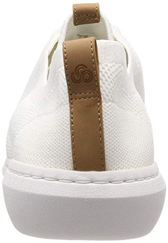 Basses Urban Blanc white Clarks Homme Sneakers Step Mix w5qCIx1