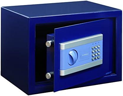Arregui 19000-S1 - Caja fuerte de sobreponer electrónica, 9L ...