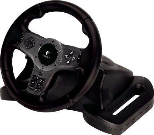 Logitech Driving Force Wireless: Amazon.es: Electrónica