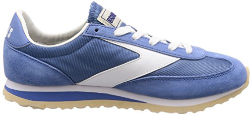 Sneaker Speed Blue Brooks Vanguard Running Varsity Women's Denim W0XOOqHSx