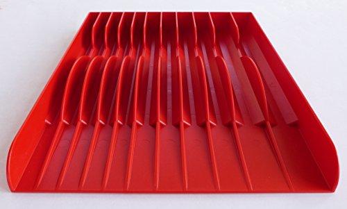 Tool Sorter Pliers Organizer - Red