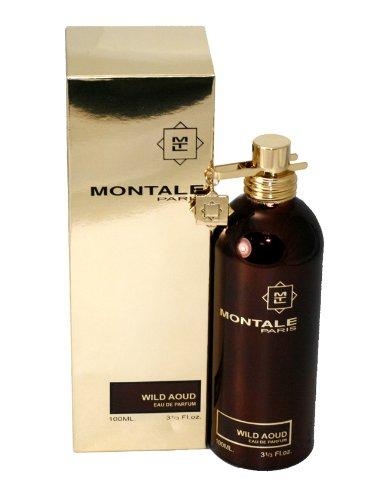 Montale Wild Aoud Perfume by Montale for Women. Eau De Parfum Spray 3.3 Oz / 100 Ml