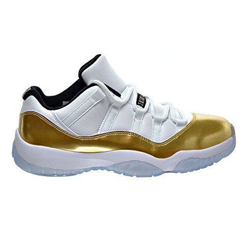 0fb4a6680641 Nike Men s Air Jordan 11 Retro Low Basketball Shoes durable modeling ...