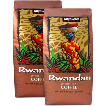 Kirkland Signature™ Rwanda Whole Bean Coffee 2-3LB Bags