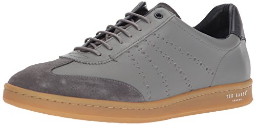 limited edition for sale from china cheap online Ted Baker Men's Orlee Sneaker Light Grey Leather outlet shop E1aifwCl0m