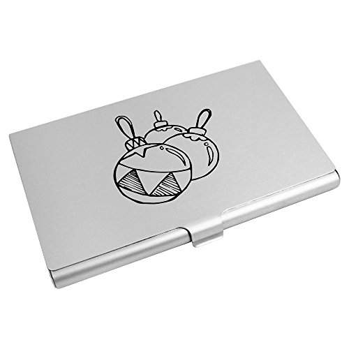 Holder Card Business Wallet Credit Azeeda Card Baubles' CH00014891 'Christmas SwEIt