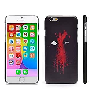 DD Stylish Patterned Hard Plastic Snap On Case for iPhone 6 Plus
