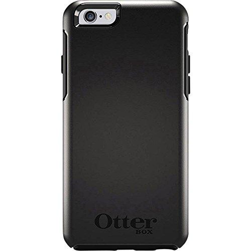 Otterbox Symmetry - Funda protección para iPhone 6/6s, color negro