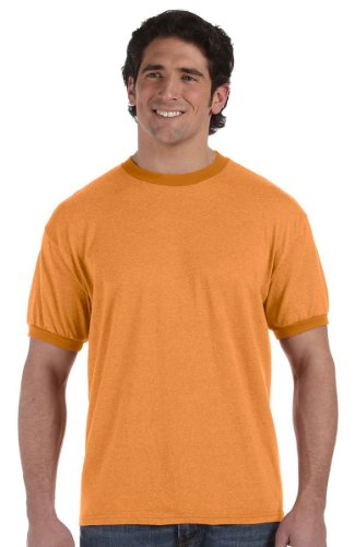 AP DIRECT DYE HEATHER RINGER (PUMPKIN) (Dye Ringer)