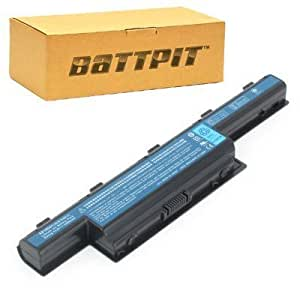 Battpit™ Laptop / Notebook Battery Replacement for Acer TravelMate 5744 Series (4400mAh / 48Wh) by BattPit™