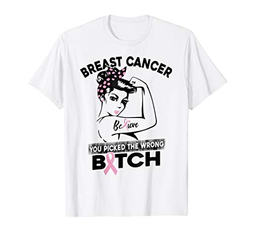 funny breast cancer unbreakable survivor warrior t shirt mom