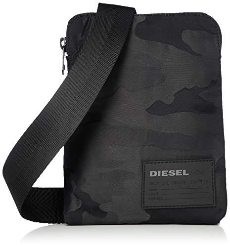 Diesel Herren F-discover Crossbody Bag Kuriertasche, Einheitsgröße