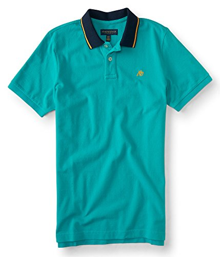 aeropostale-mens-a87-tipped-logo-piqu-polo-shirt-m-cool-turquoise