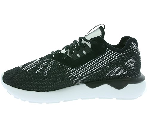 adidas Originals Tubular Runner Weave Mens Trainers Noir S74813, Taille:38