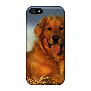 High-end Case Cover Protector For Iphone 5/5s(fire Dog)