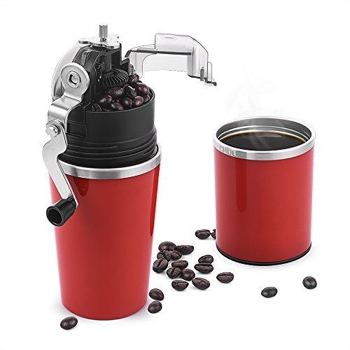 CHULUX Manual Coffee Grinder Brewer for Espress...