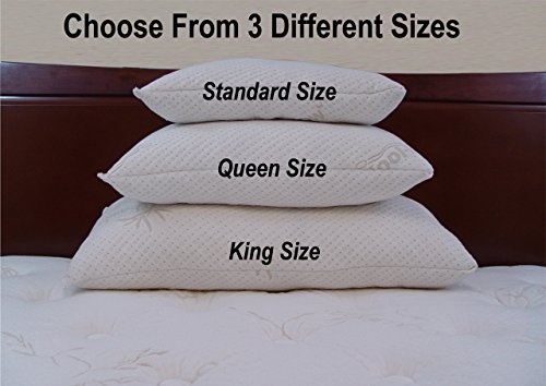 Snuggle Pedic ultra Luxury Bamboo Bed Pillows