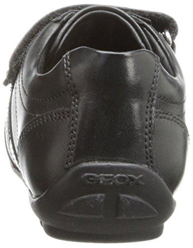 Geox J44G5A 00043 Scarpa velcro Niño Negro
