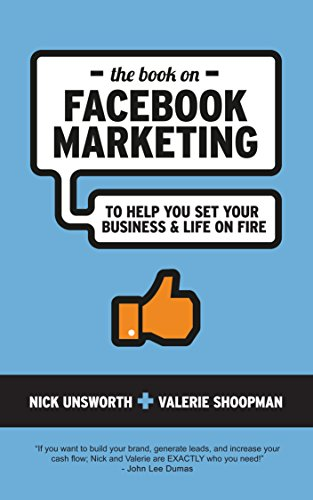 Amazon the book on facebook marketing to help you set your the book on facebook marketing to help you set your business life on fire fandeluxe Image collections