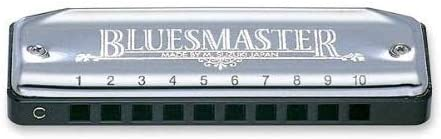 Suzuki Bluesmaster Mr-250 Harmonica - Key C